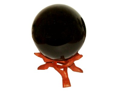 Black Obsidian Spheres