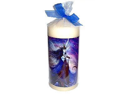 15cm Fairy Queen Decorative Candle