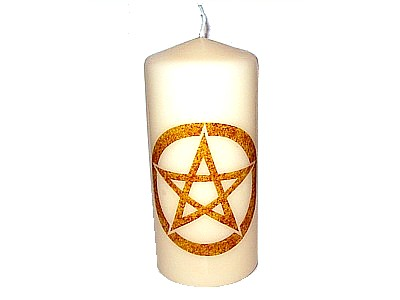 15cm Air Element Decorative Candle