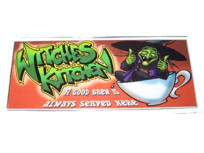 Witches Kitchen Magent - Click Image to Close