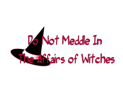 Do Not Meddle in the Affairs of Witches Mug