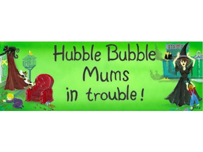 Hubble Bubble Mum's in Trouble Mug - Click Image to Close