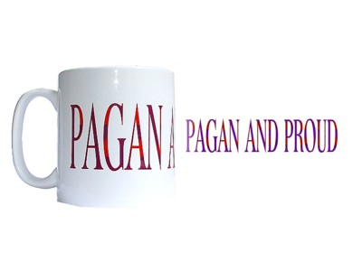 Pagan and Proud Mug