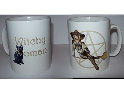 Witchy Woman Mug
