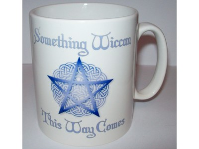 Something Wiccan This Way Comes WR4 Mug