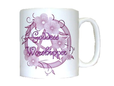 Goddess Worshipper WR2 Mug