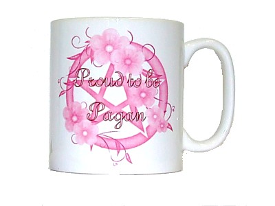 Proud to be Pagan WR2 Mug