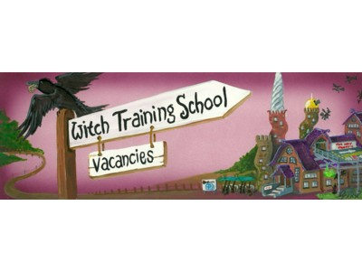 Witch Training School Mug