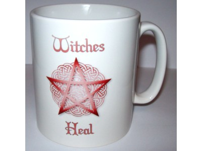 Witches Heal WR4 Mug