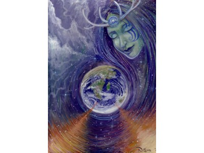 Earth Mother Print