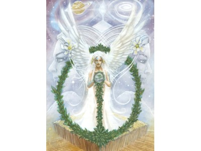 Angel of Ascension A6 Card
