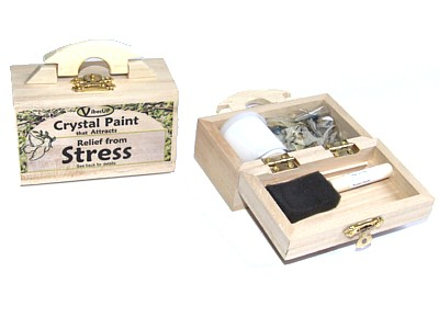 Stress Crystal Paint Kit